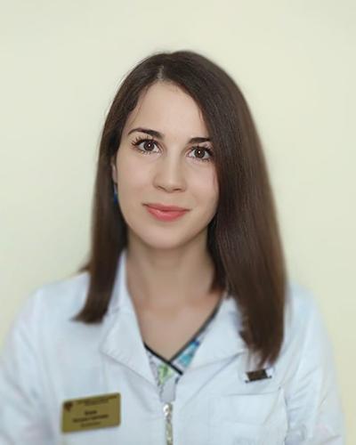 Клев Валерия Сергеевна