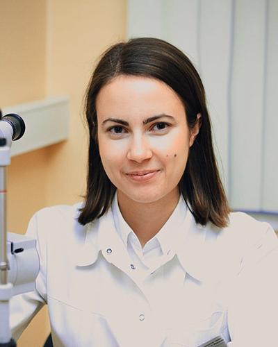 Власенко Анна Владимировна
