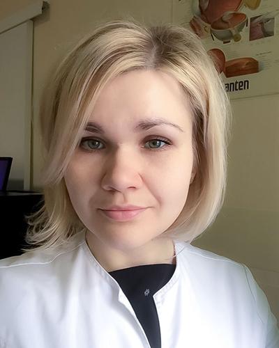 Пахомова Наталья Андреевна
