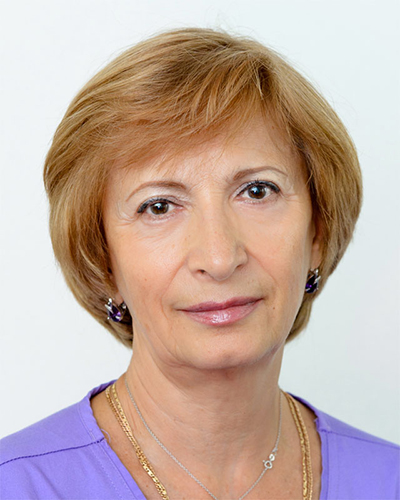Попкова Наталья Кайборовна