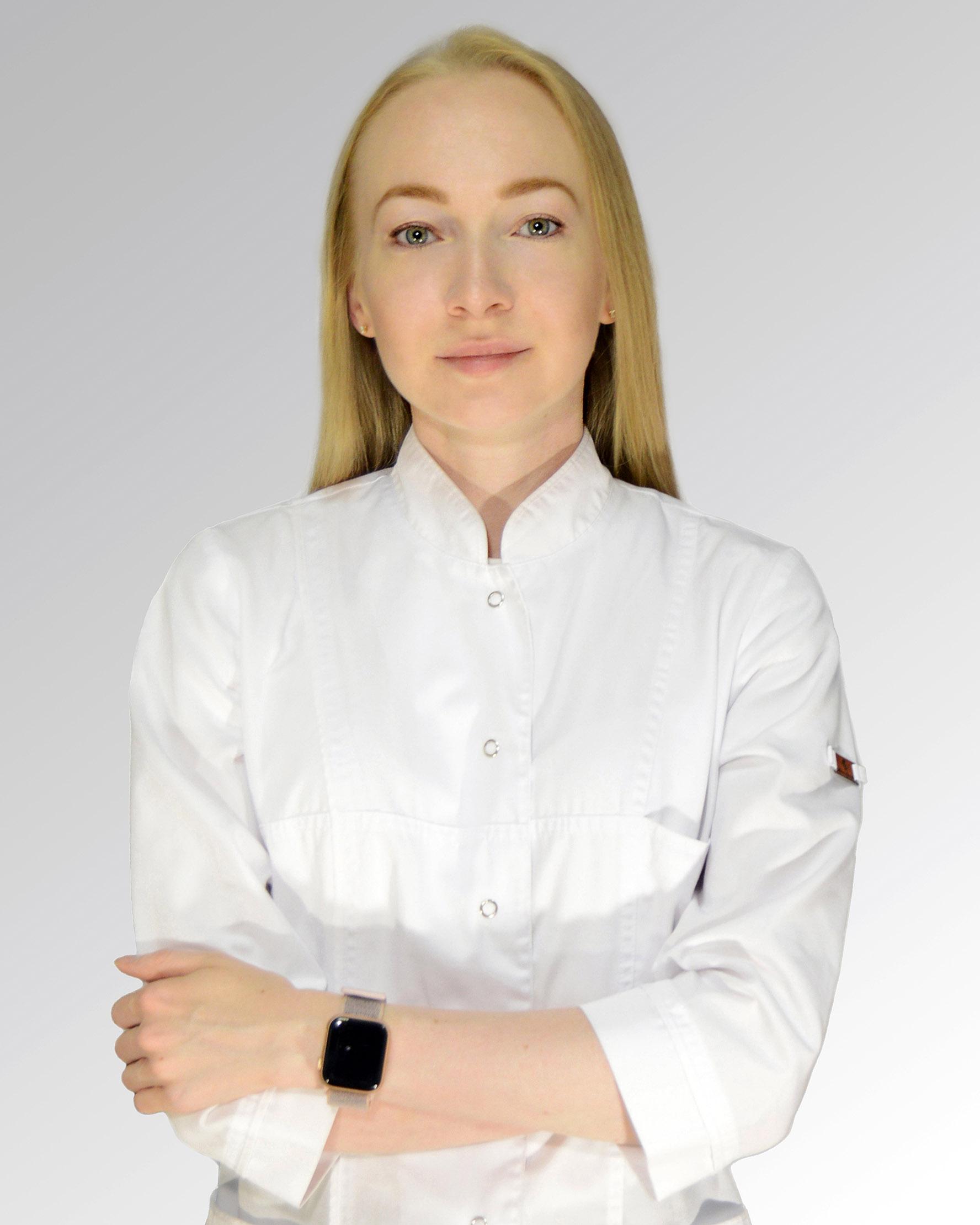 Лебедько Маргарита Сергеевна